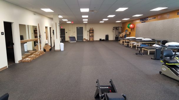 physical therapy clinic grand rapids