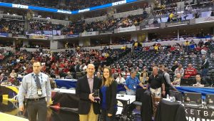 2014 Athletic Trainer of the Year Winner
