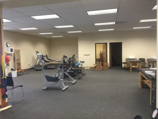physical therapy in Olivette, MO
