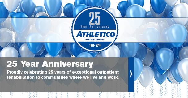 Athletico celebrates 25 years of physical therapy