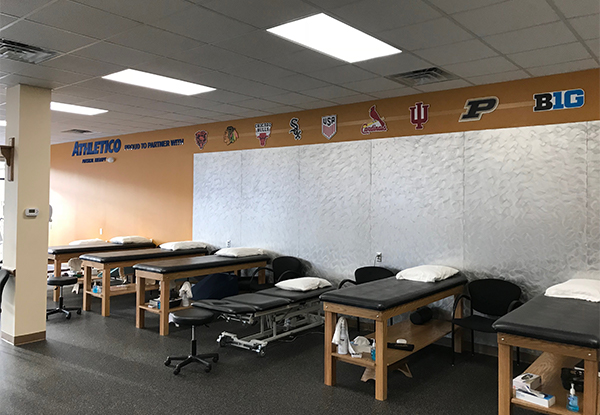 physical therapy michigan city IN