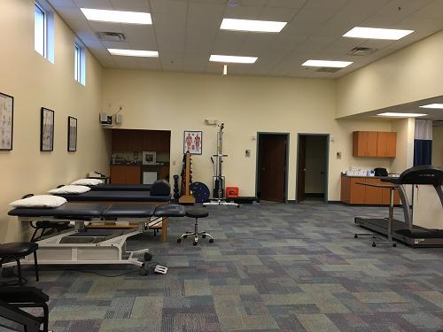 physical therapy pickerington ohio