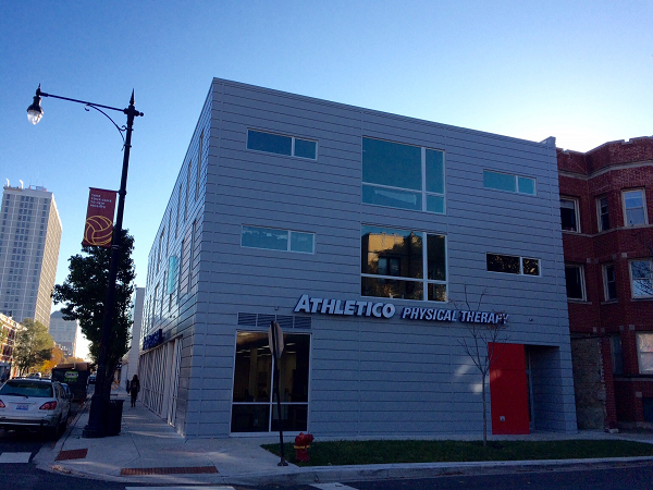 athletico physical therapy rogers park loyola chicago