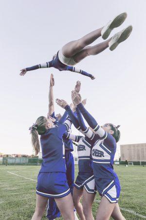 cheerleading rehabilitation and fact vs fiction