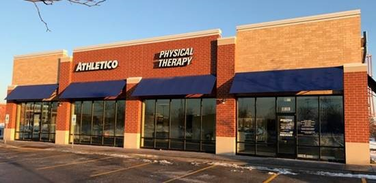 physical therapy blue island