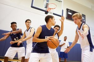 common youth basketball injuries