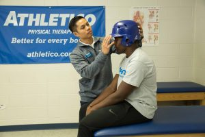 2017 national athletic training month