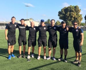 US Soccer: Traveling with the U-17 MNT to Honduras