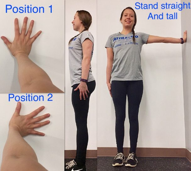 Stretch of the Week: External Arm Rotation Stretch