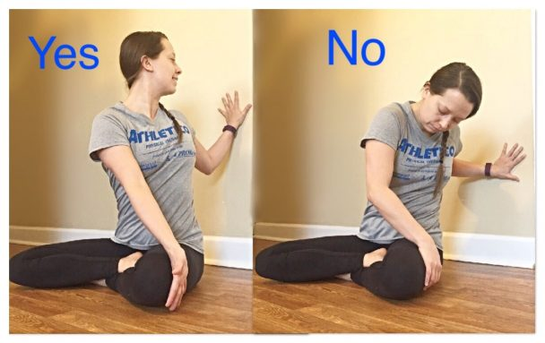 Stretch of the Week: Easy Seated Twist