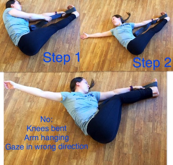 Stretch of the Week: Reclined Straight Leg Twist