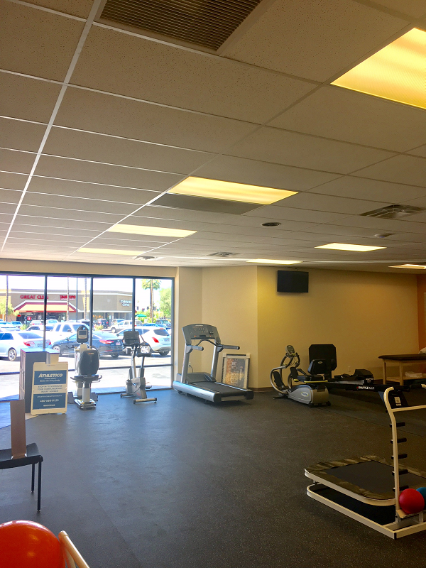 physical therapy in Tempe, AZ