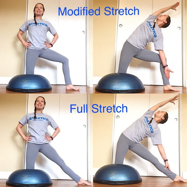 Stretch of the Week: Gate Pose