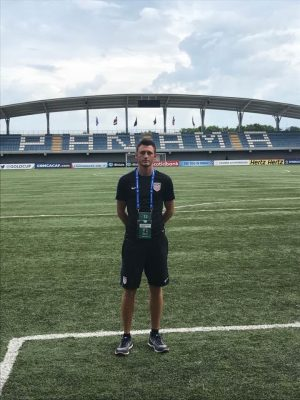 US Soccer: World Cup Qualifying in Panama