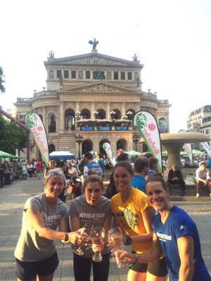 Athletico Corporate Challenge Championship Germany