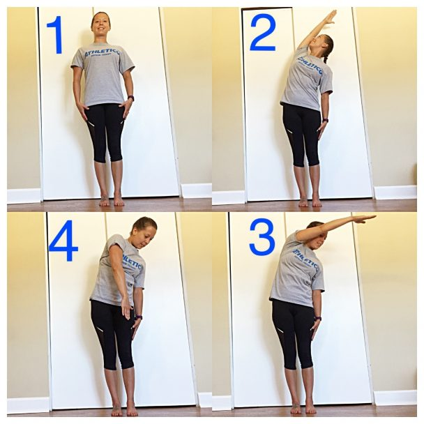 Stretch of the Week: Half Moon Arm Circles