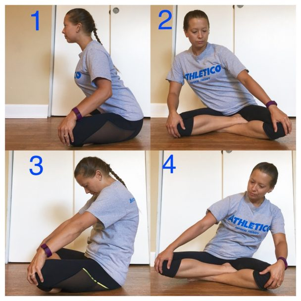 Stretch of the Week: Dynamic Spinal Circles