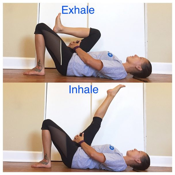 Stretch of the Week: Hamstring Extend and Release Stretch