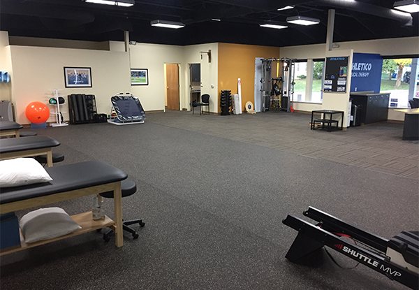 physical therapy prairie village KS