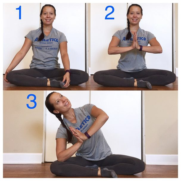 stretch of the week inner thigh massage
