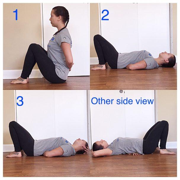Stretch of the Week: Supine Trapezius Stretch
