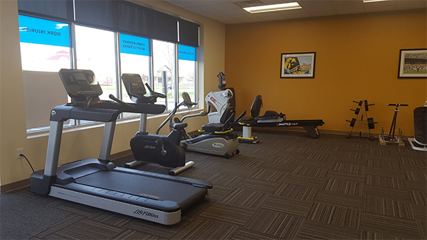 physical therapy davenport IA