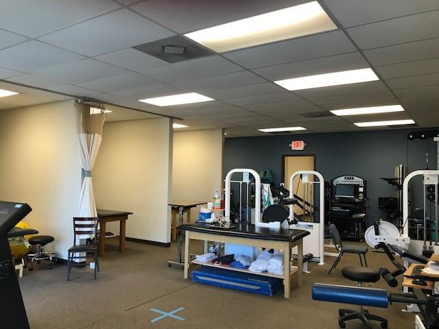 O Fallon Work Center Athletico