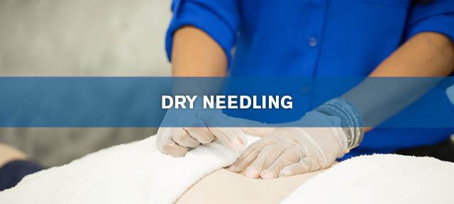 Dry Needling - Athletico