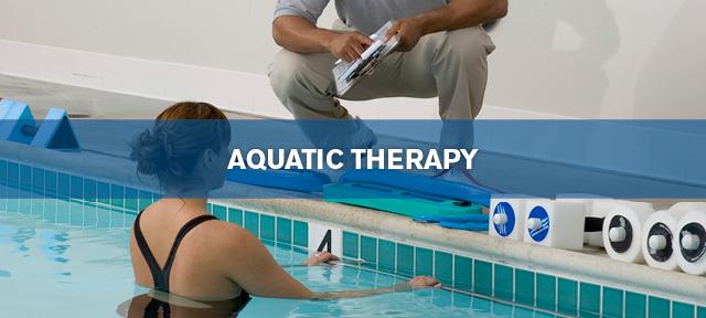 Athletico Aquatic Therapy