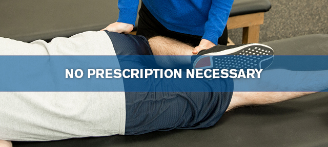 direct access physical therapy without a prescription