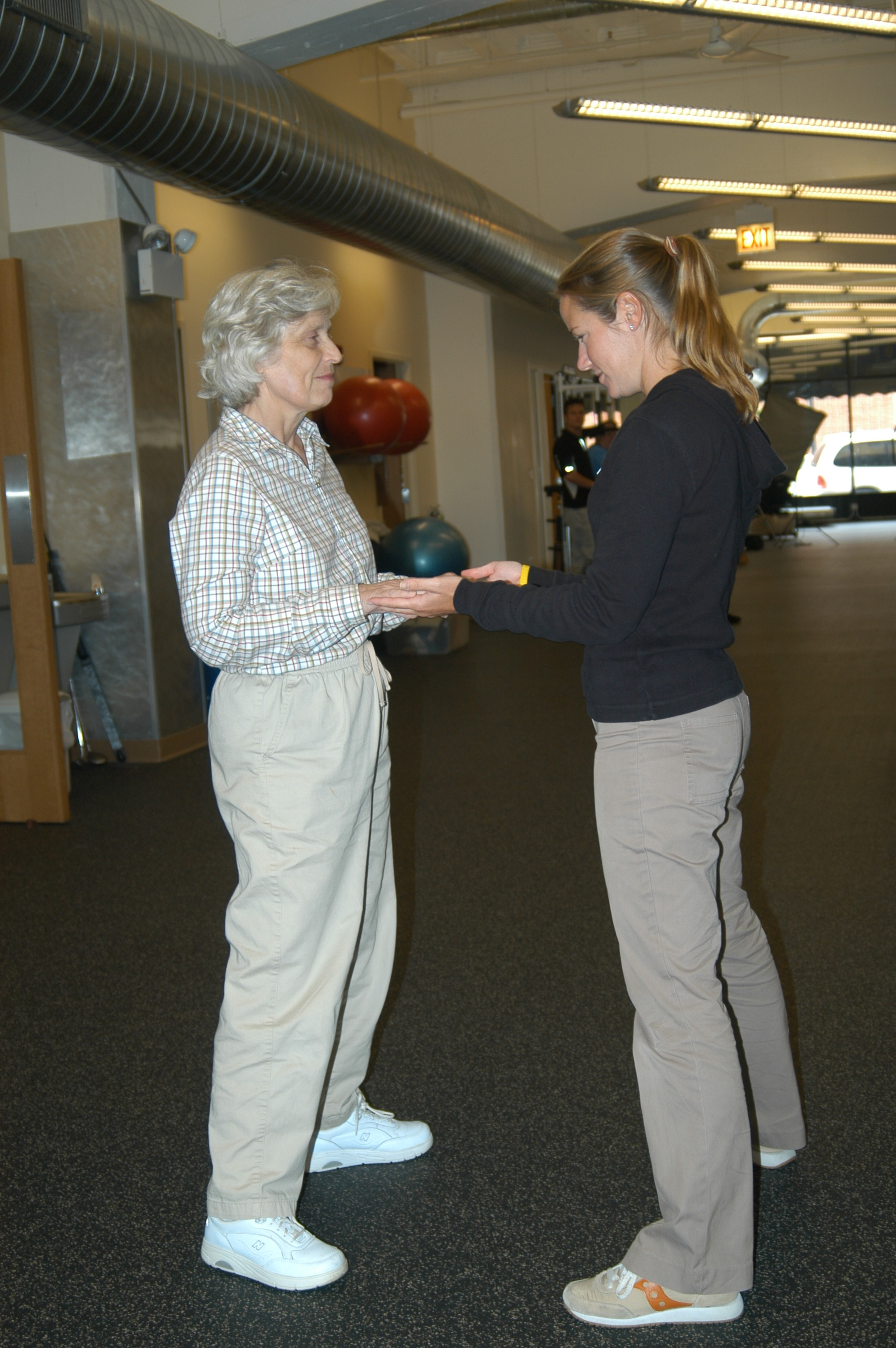 Balance and physical therapy - Vestibular Physical Therapy