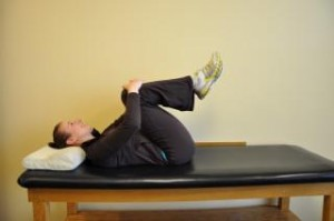 Double Knee Stretch
