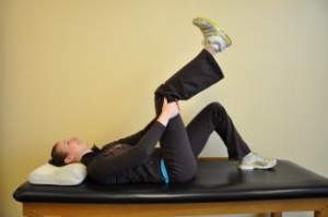 Sciatic Nerve Stretch
