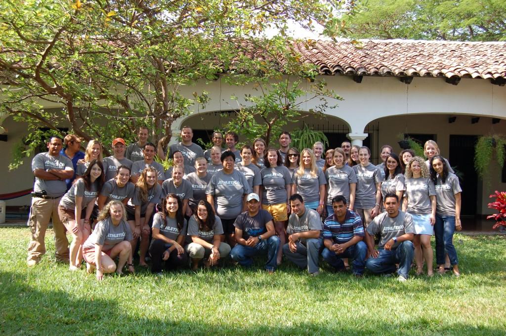 Athletico Medical Brigade 2012