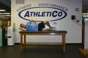 Clam Exercise for IT Band Syndrome