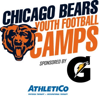 AthletiCo Partners with Chicago Bears Youth Football Camps