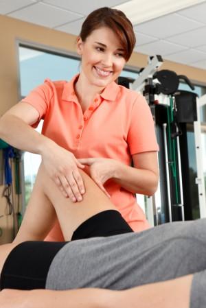 Massage Therapy enhances rehabilitation.