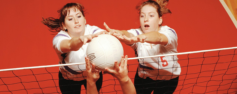 why play volleyball