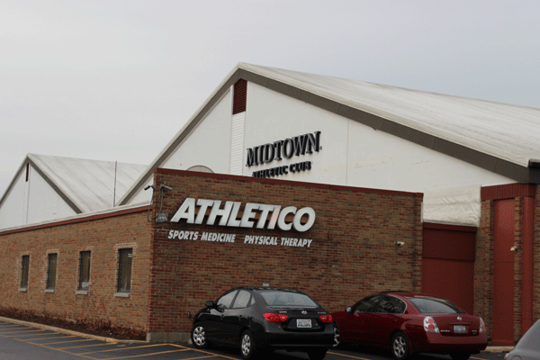 physical therapy willowbrook IL