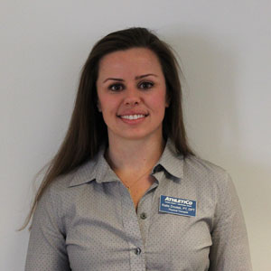 Katie Zmolek Facility Manger Wauwatosa Physical Therapy Clinic