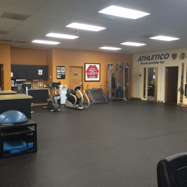 physical therapy center wheaton east