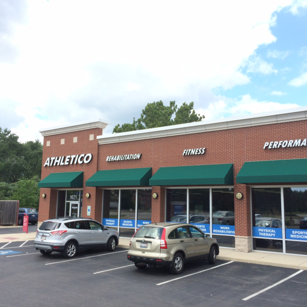 physical therapy clinic wheaton east