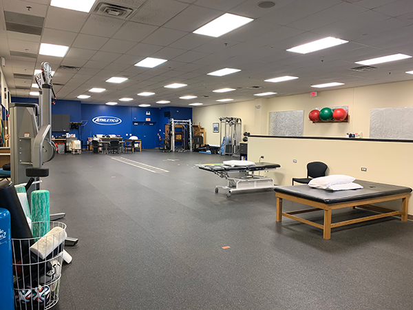 physical therapy des plaines IL