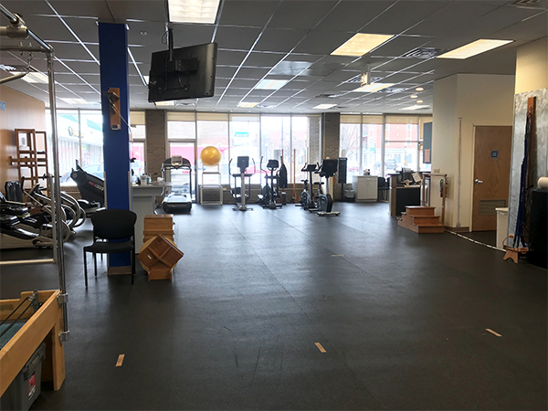 physical therapy irving park chicago