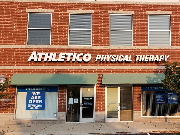 physical therapy new lenox east