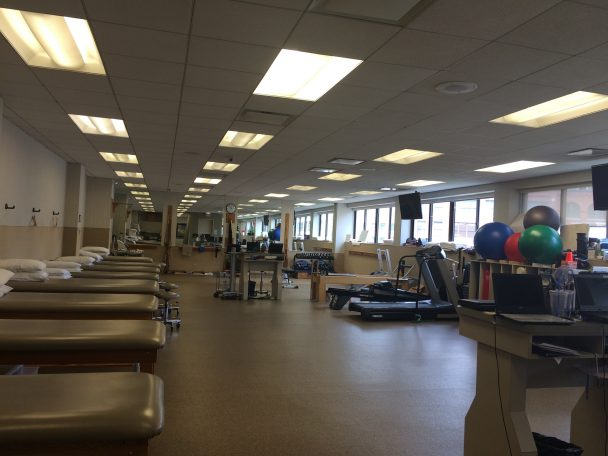 physical therapy river north chicago