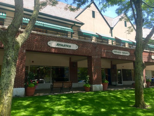 athletico physical therapy lake forest