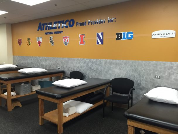 physical therapy clinics in lake forest