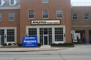Our physical therapy office in Carmel Indiana