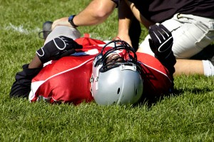 Signs and Symptoms of Concussion in Football and Other Sports